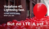Actually, there is no Vodafone LTE-A in Melbourne (yet)
