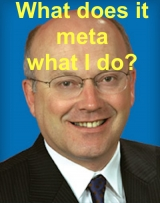 A-G George Brandis: getting to the heart of the meta