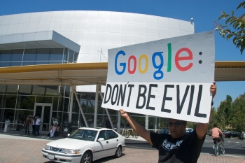 Google fined for huge privacy violations