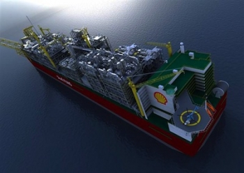 Alcatel-Lucent to provide comms of Shell Prelude LNG facility off WA coast