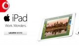 Vodafone's dandy iPad deals: Air 2, Mini 3