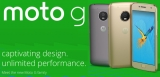 Motorola launch new Moto G5 Plus and G5 at AUD $449, $399 and $299