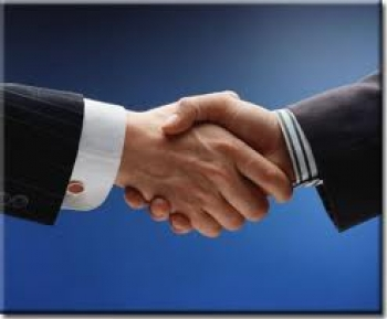 Let's shake hands: The power of the firm, friendly handshake