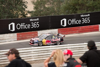 Office 365 and V8 Supercars