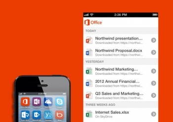 Microsoft Office comes to iPhone