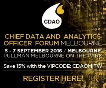 Data in the spotlight at Corinium chief data and analytics forum