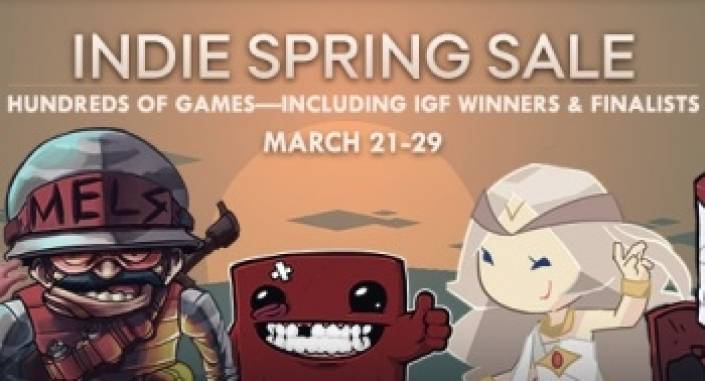 Steam goes Indie with new sale