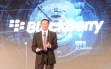 We do have a handset plan: BlackBerry CEO