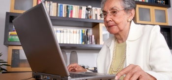 Technology reducing social isolation for elderly