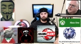 VIDEO: PSN, Xbox Live, Kim Dotcom and the hackers on 'Drama Alert' interview