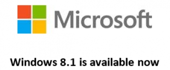 Windows 8.1 is now here