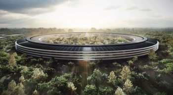 Apple gains approval for 'spaceship' HQ