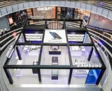 Samsung pop-up studio at Westfield Paramatta