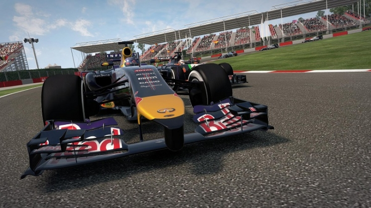 Game Preview: F1 2014