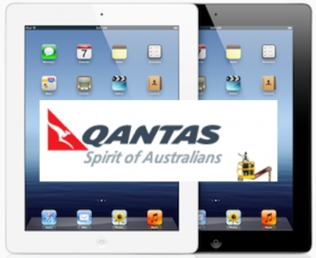 Qantas pilots set to take off with Telstra iPads