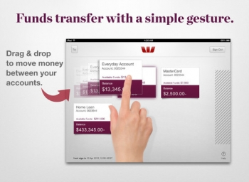 Westpac launches its second-generation iPad app