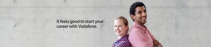 Vodafone opens career opportunities for graduates