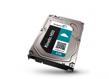 Seagate Kinetic hard drive eliminates storage servers