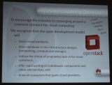 Oracle ships its OpenStack for Linux distro