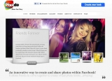 Pixado does photo books, makes sharing stories easy...