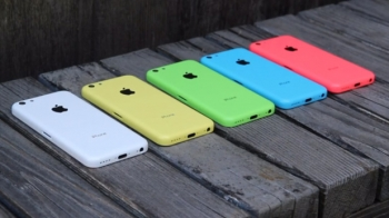 iPhone 5c orders slashed