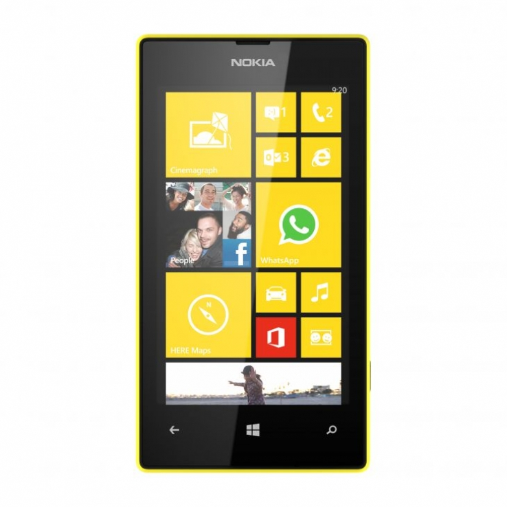 Nokia's Lumia 520 delivers Windows 8 on the cheap