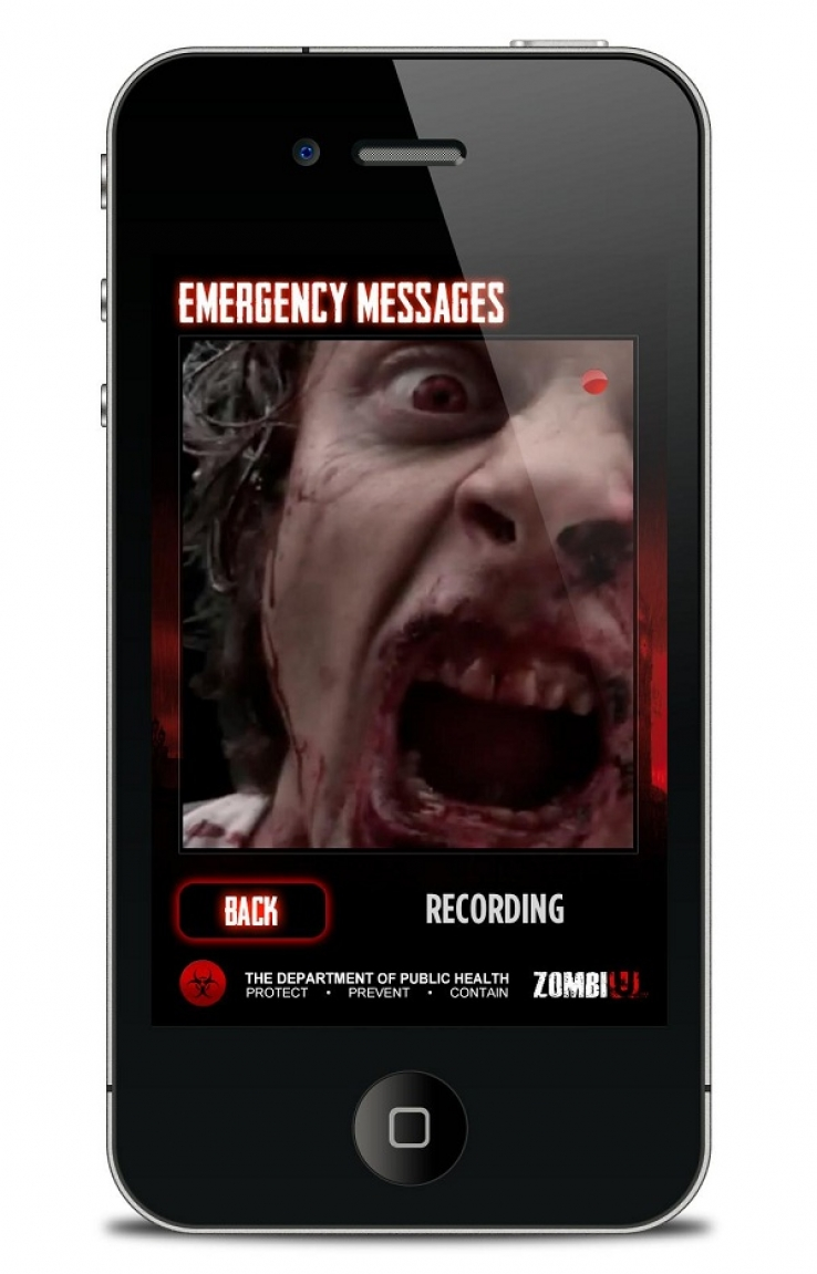 Trailer Time: Zombie U infects iOS