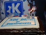 Twenty and counting: KDE marks another milestone