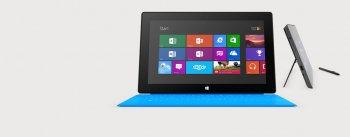 Microsoft puts new gloss on surface