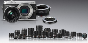Panasonic Lumix GX7– the world's best compact systems camera