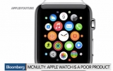 Apple has produced a flop watch and the market agrees