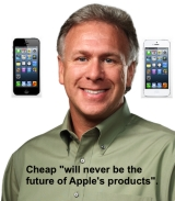 Cheap iPhone 'denial': more misdirection from its masters at Apple?