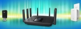 Linksys AC5400, MU-MIMO router and friends (review)