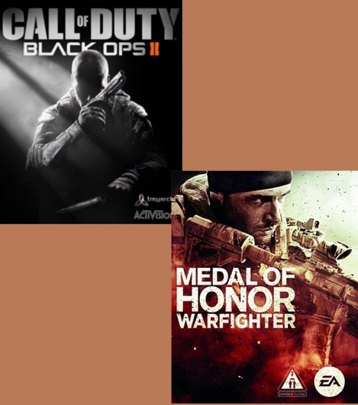 Single Player Shootout: Call of Duty:  Black Ops II Vs Medal of Honor: Warfighter