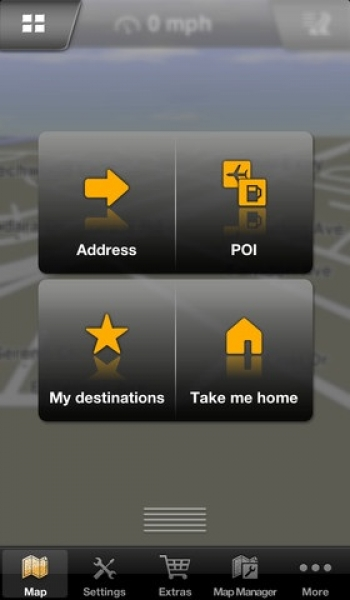 Garmin updates Navigon iPhone app
