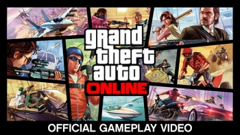 GTA V Online Gameplay video – dynamic mayhem