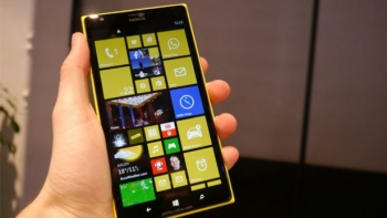 First look - Nokia Lumia 1520 big and phabulous