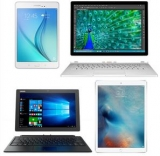 Windows 2-in-1 hybrids drive modest tablet sales increase