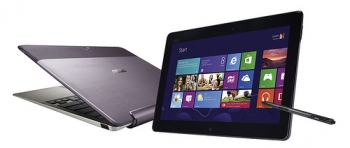 Asus previews Windows 8 tablets