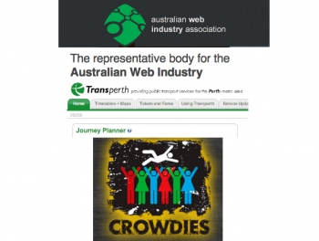 Do West Australians hate Transperth's wonky website?