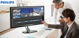 Philips 34-inch Quad HD ultrawide LCD monitor arrives - $1099
