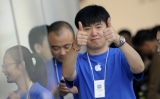 Apple stores user data in China for first time