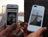 popSLATE innovates to extend iPhone 5 functionality
