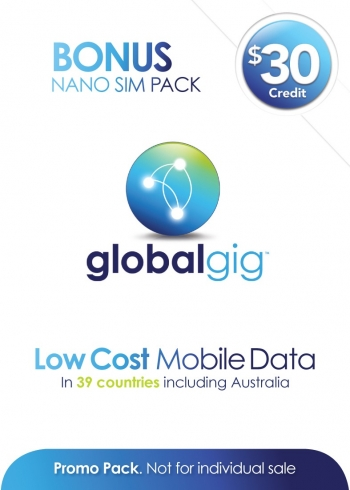 New Dick Smith promotion gives $30 Globalgig Mobile Broadband credit with new SIM enabled tablets