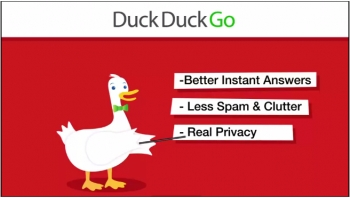 DuckDuckGo releases private web search app for iOS