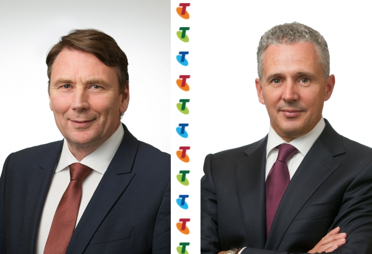 Massive news: Penn is big new Telstra CEO