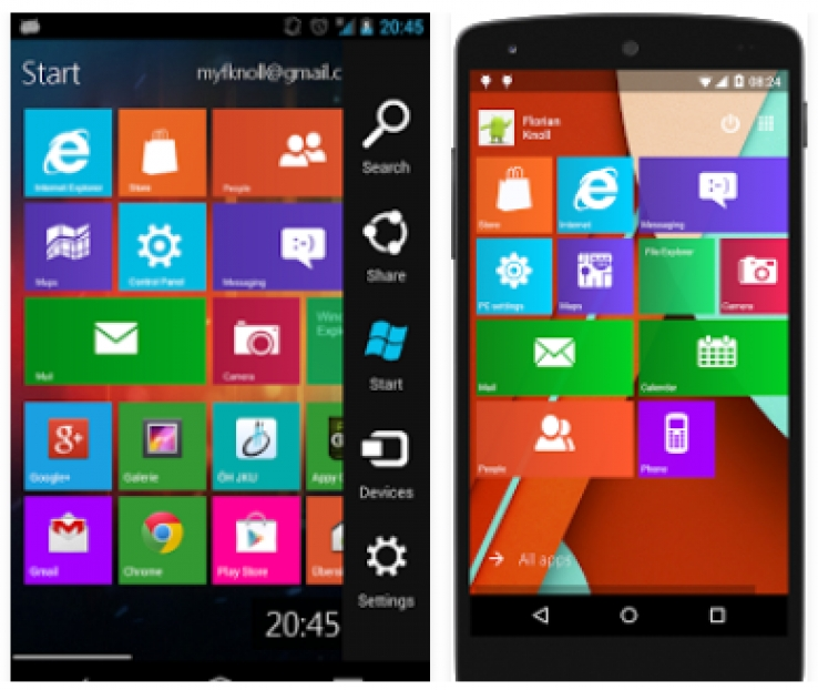 Windows 10 (launcher) for Android – and other Windows news