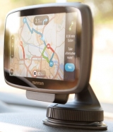 TomTom GO 6100 in-car GPS - review