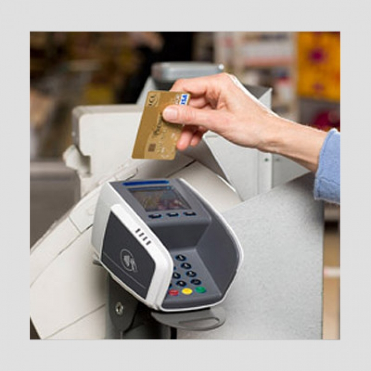 Here's a tip - signatures out, PINs in this Friday for credit, debit card payments