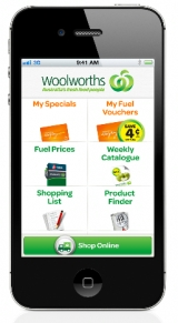Woolworths goes Google